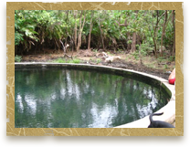 nicaragua hotspring eco-tourism
