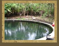 nicaragua hotspring eco-tourism